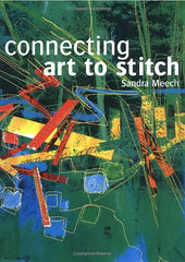 Connecting art to stitch by Sandra Meech (Copyright Hanna Andersson)