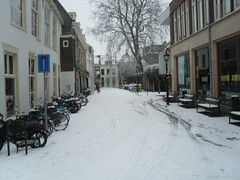 Boterbrug, Delft (crwilliams) Tags: snow netherlands delft date:month=december date:day=17 date:year=2009 date:wday=thursday date:hour=08