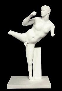 Stuart Penn sculpture