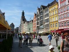 Wrocław Square (EuCAN Community Interest Company) Tags: poland 2009 eucan milicz baryczvalley