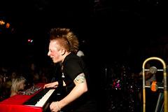 IMG_10030 (Scolirk) Tags: show charity music ontario rock bar burlington canon eos rebel punk ska band corporation event bands 500d panamared thejohnstones keepin6 t1i rockawaycancer