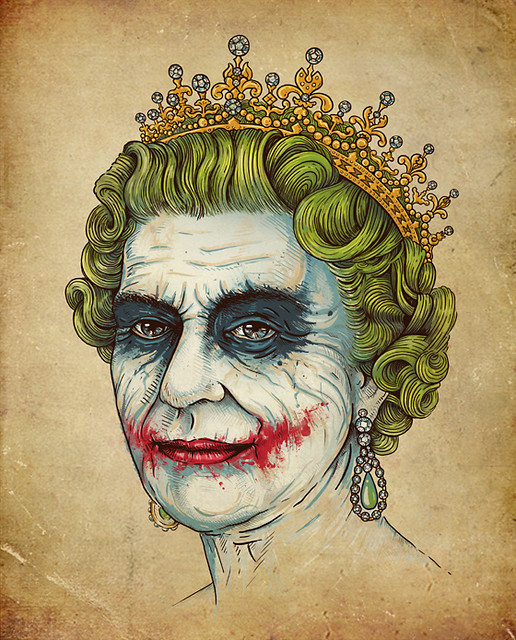 Why So Serious?!