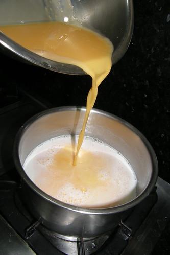 09.再加入蛋汁混合