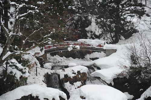 Silver White Falls (白銀の滝)