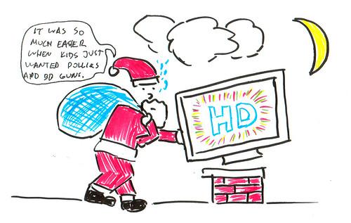 366 Cartoons - 325 - Presents