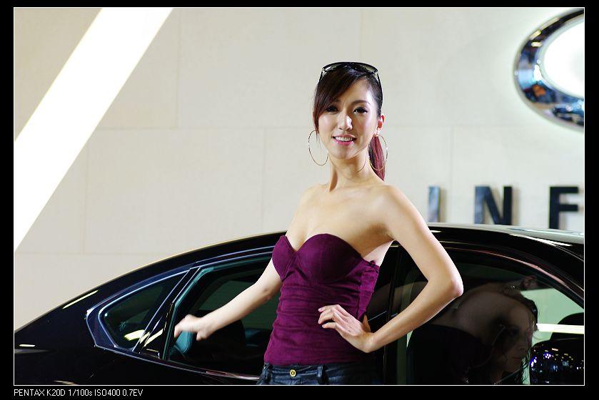 2009/12/30 世貿車展,Pentax-M 85mm f2