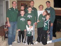 Kurt Family Spartan Basketball