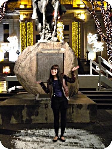 tourist Amber