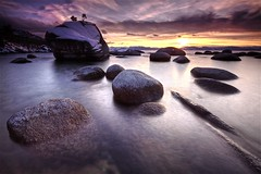 Bonsai Rock Study #1 - Lake Tahoe, Nevada, USA (Rich Capture) Tags: california sunset usa lake snow storm cold nature water beautiful beauty rain clouds canon landscape eos rocks natural nevada tripod laketahoe shore richard gitzo scapes tms waterscape warmclothes ballhead hottea lakescape tellmeastory topseven leefilters platinumphoto g1178m ef1635mmf28lii bonsairock 5dmark2 bestofmywinners richardmatyskiewicz matyskiewicz g026 hitechfiilters remotetriger