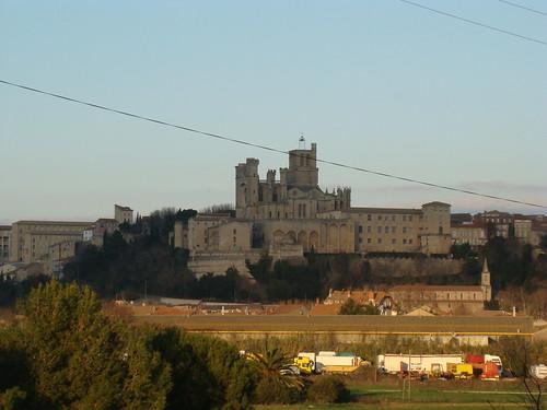 Carcassonne->Montpellier