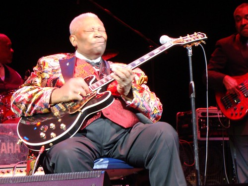 B.B. King @ Mabee Center, New Years Eve 2009