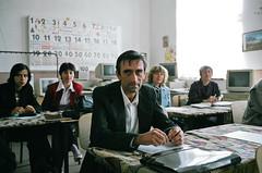 Teachers participate in training classes (World Bank Photo Collection) Tags: training education europe looking classroom employment jobs social skills teacher romania centralasia worldbank desks