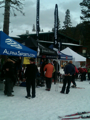 3rd Annual Telemark Demo Day