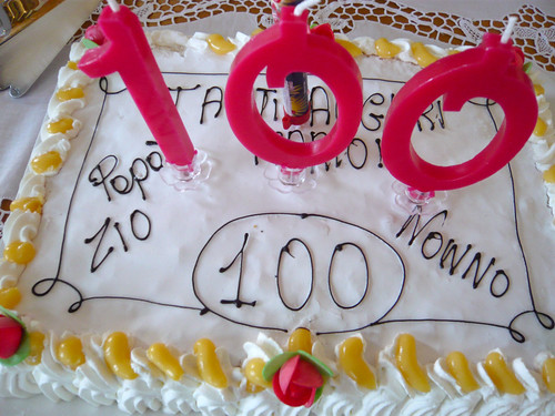 100 di queste torte!