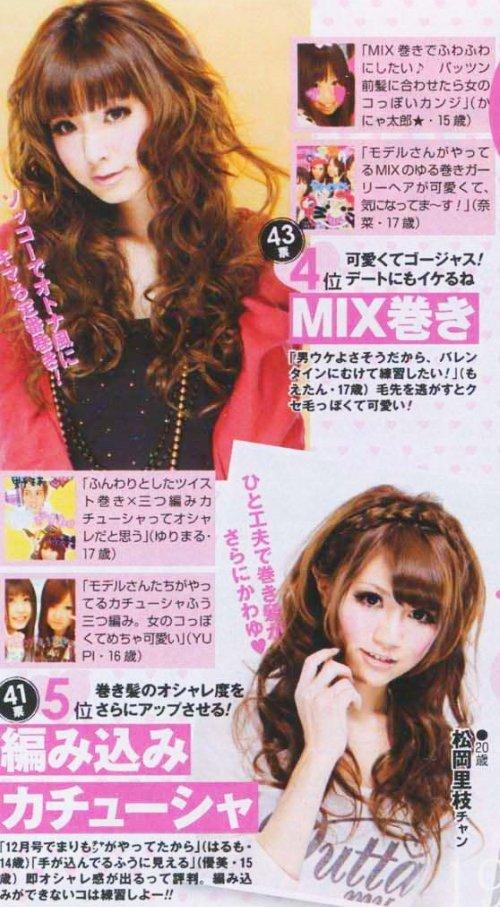 2009 hair style 4,5