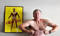 Well on My Way to Becoming the World's Most Perfectly Developed Man (ricko) Tags: selfportrait poster experiment bodybuilding cheers puke results charlesatlas cheers2 mdpd2010 mdpd201001 notquitereadyfortheleopardskinbriefs notbadforasixtytwoyearold puke2 puke3 puke4 cheers3 cheers4 cheers5 cheers6 cheers7 cheers8 cheers9 cheers10 cheeredonbythepigsty cheers11