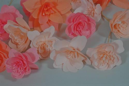 paper fleurs