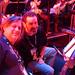 Greg Vail and Robert Kyle at Yamaha Reheasals
