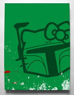 Boba Kitty Canvas test