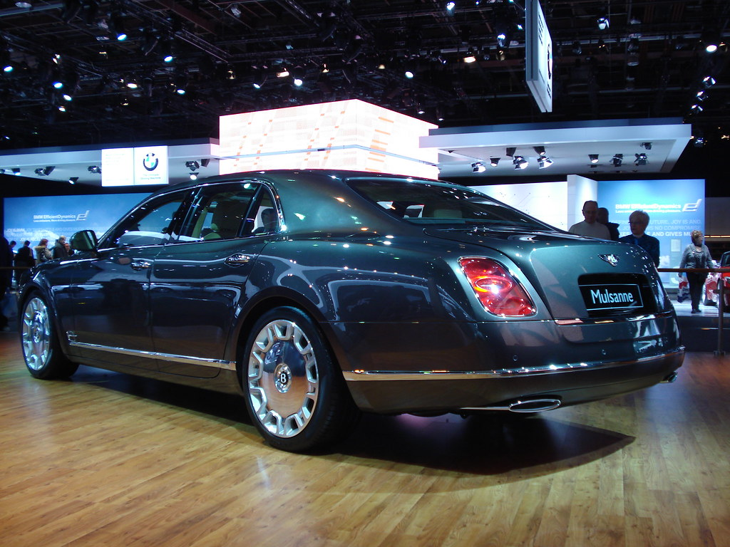 The Bentley Mulsanne S Very Limited: Some Very Nice 2011 Bentley Mulsanne Photos