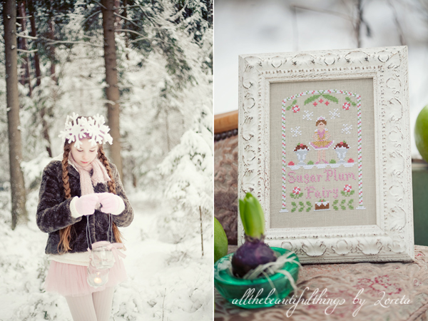 Sugar Plum Fairy (Cottage Country Needleworks)