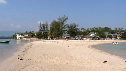 Koh Samui Chaweng beach North end コサムイ チャウエンビーチ 北端13