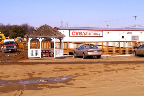 Temporary CVS/pharmacy, Burtonsville Town Square