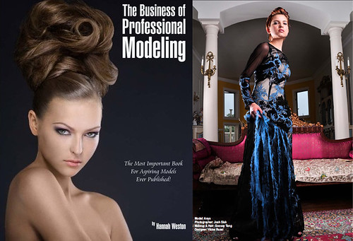 the business of professional modeling