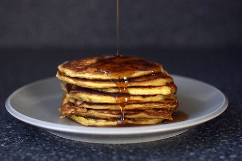 edna mae's sour cream pancakes | smitten kitchen