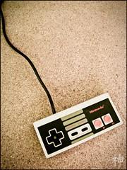 Aquellos tiempos..! Down, Forward, A+B (JaaF) Tags: vintage control buttons nintendo controls minimalismo botones