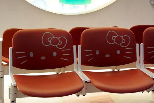 Hello Kitty椅