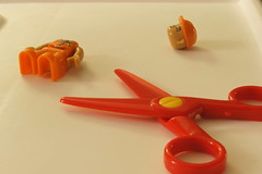 Day 32 / 365 : You said they were safety scissors!!! (Mortarman101) Tags: 365days mywinners anawesomeshot plasticscissors