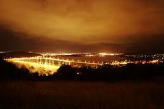 Tasman Bridge (Shashin.Ninja) Tags: hobart nightscapes tasmanbridge