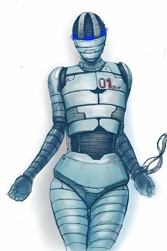 Robotina [004]
