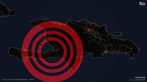 OpenStreetMap - Project Haiti 1