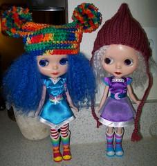 Zena Brite and Alice Snow Brite