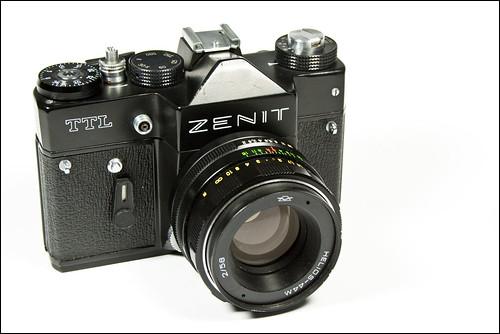 Zenit TTL - Camera-wiki org - The free camera encyclopedia
