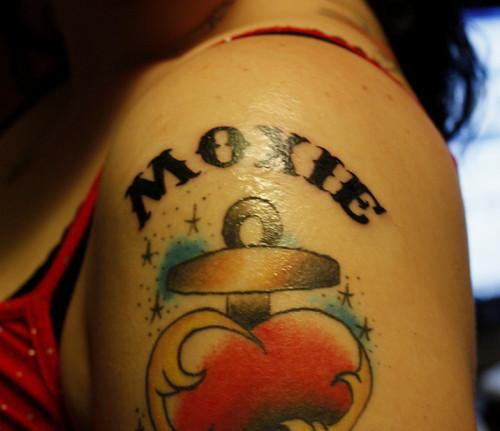 Ode to Moxie<3