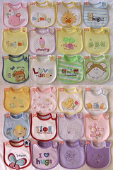 83 (Infant Clothing) Tags: bibs carters