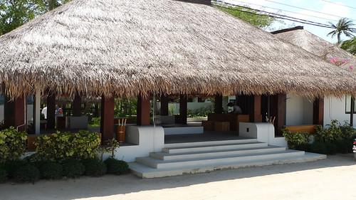 Koh Samui Mimosa Resort-Reception コサムイ ミモザリゾート0