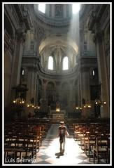 Iglesia de Saint Paul - París