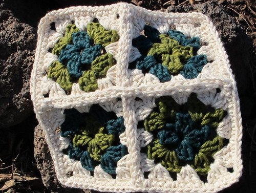 Another wash cloth