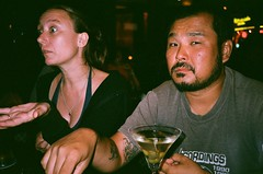 Sue and Vinh (NateVenture) Tags: travel film big cambodia superia mini 400 phnompenh konica s400 superia400  bigmini pnh  bm302  ncps   northcoastphotographicservices suekemp vinhdao