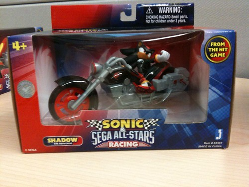 Sonic & SEGA All-Stars Racing Toys