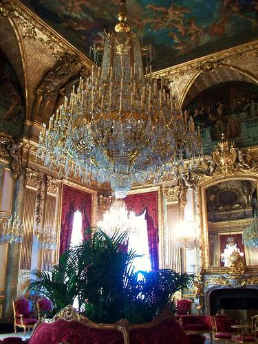 napoleons living room