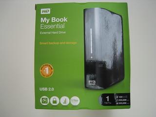 Western Digital My Book Essential 1TB