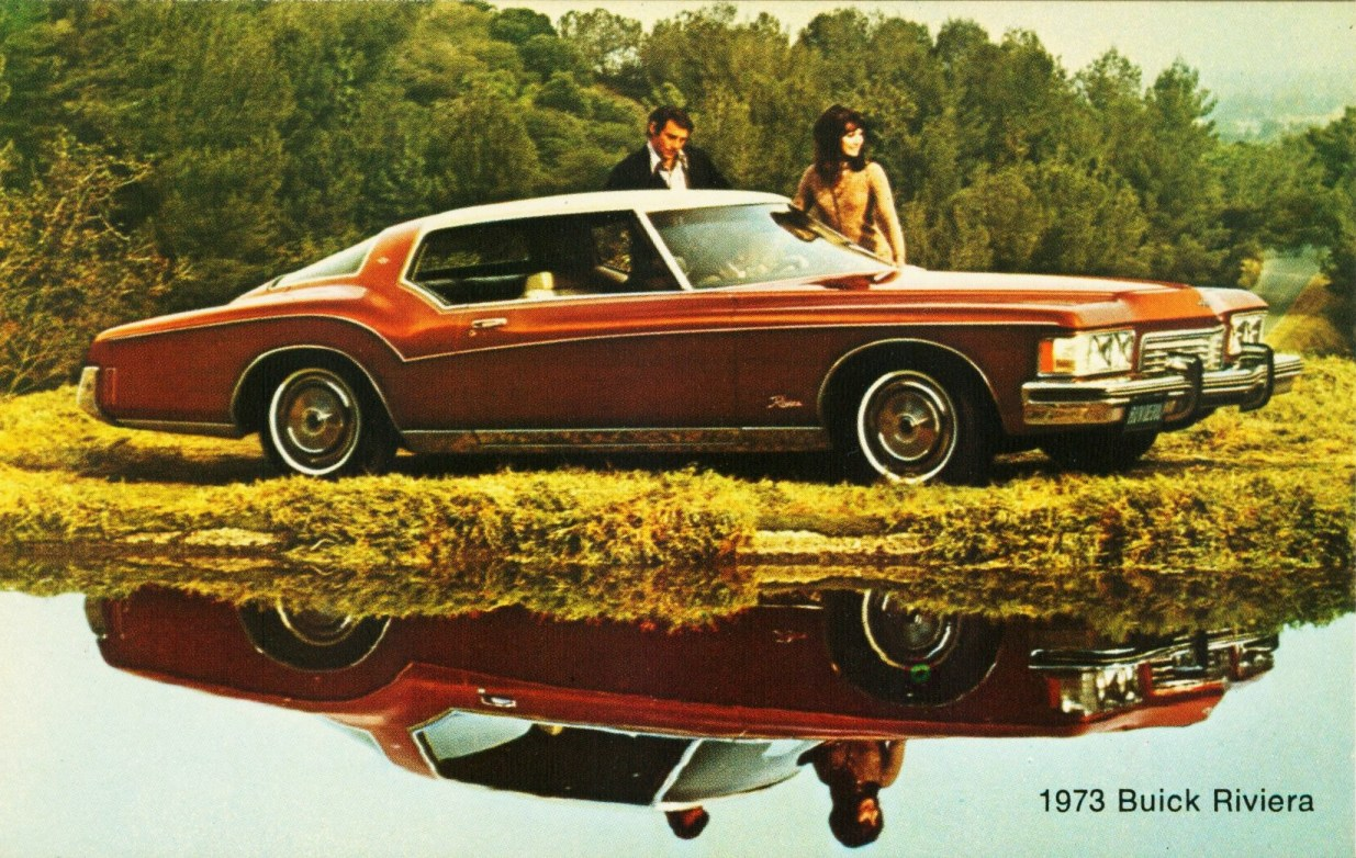 1973 Buick Riviera Wallpaper