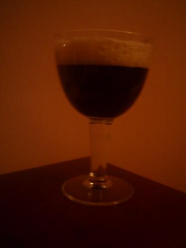 Brouwerij de Molen 1914 Porter glass