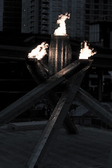 DSC_5082 (the PhotoPhreak) Tags: winter vancouver whistler fire symbol flame olympic cauldron 2010 paralympic