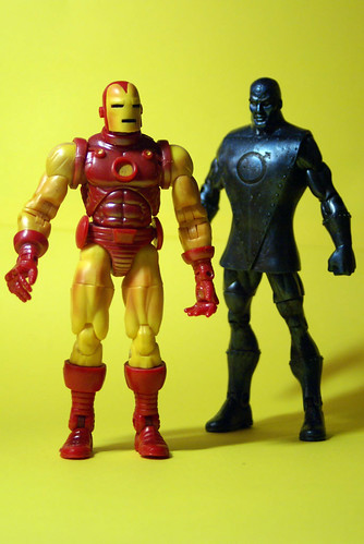 Iron Man and Iron